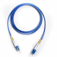 LC/Upc-LC/Upc Connector Singlemode Deplex 2.0mm Cable Fiber Optic Patch Cord