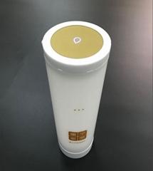 Wireless transmission  Hydrogen Rich Water Generator Healthy smart cup Golden