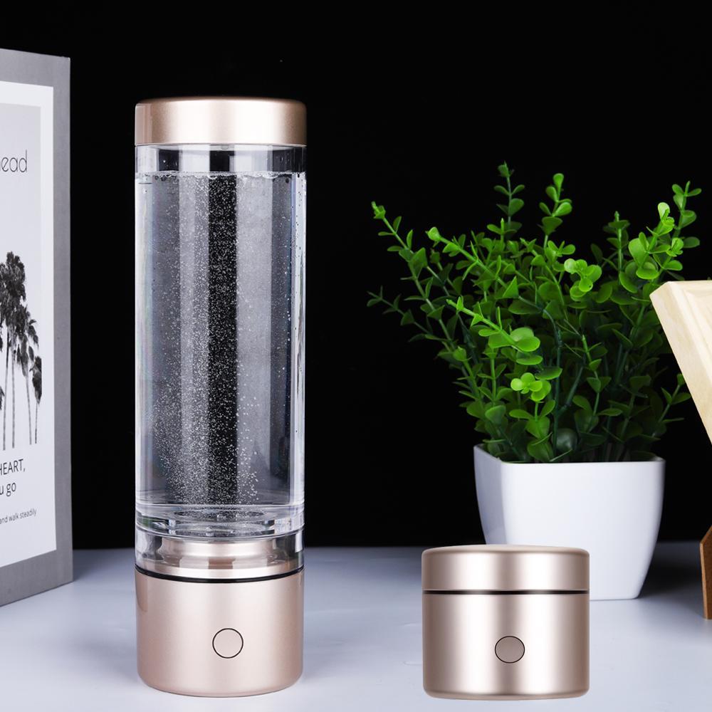 Nano High Hydrogen rich Water generator cup SPE Breathing hydrogen drinking 2