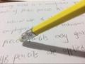 HB铅笔带橡皮擦 3