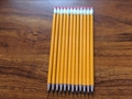 High quality Writing wooden 2B pencil 4