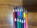 Wooden-Free Plastic 12 Color 7 Inch Pencil 3