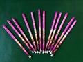 "7""  Length Silk Printing 2B Pencil With"