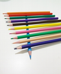 Deyi Promotional 24 Resin multi Color Pencil for Drawing