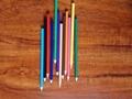 Wooden-Free Plastic 12Color 7Inch Pencil Color 3