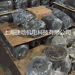 台湾群策马达1.5KW 油压专用电机C02-43B0