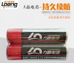力鹏定制PVC锂电池