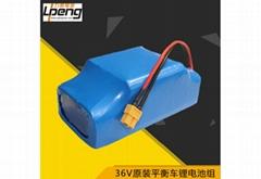 36V平衡车扭扭车动力锂电池组
