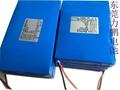 定製型太陽能路燈鋰電池組 2
