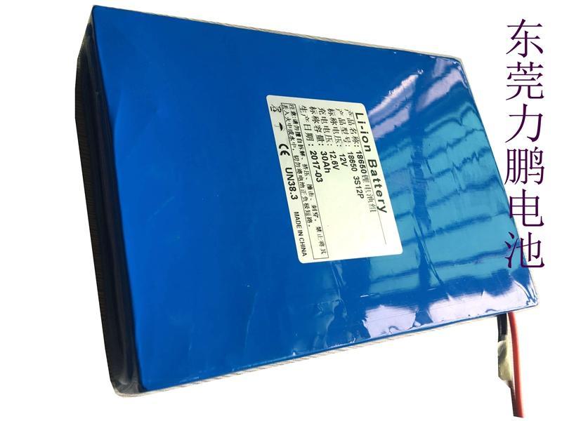 定製型太陽能路燈鋰電池組 4