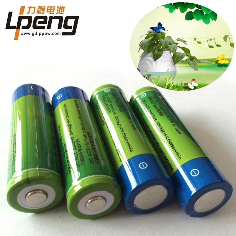 音樂花盆用3.7V18650鋰電池 1