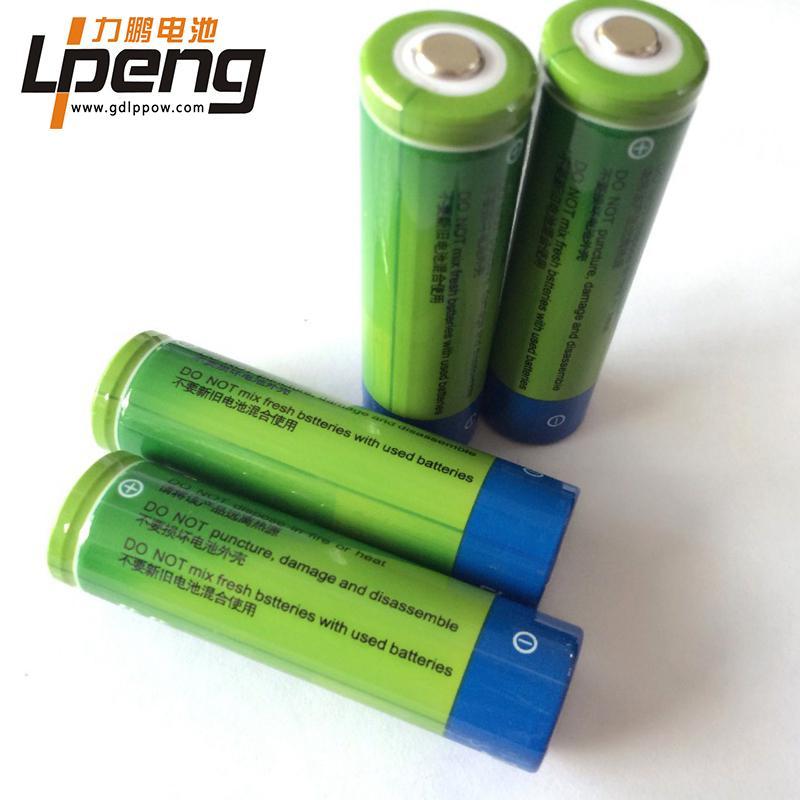 音樂花盆用3.7V18650鋰電池 4