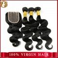 Hot sell Brazilian micro bead human hair