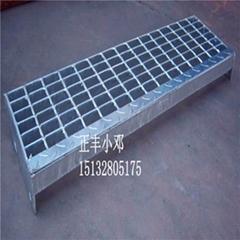 正丰镀锌钢格板 格栅板 踏步板 洗车房板现货供应