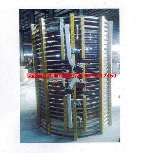 海山中频电炉线圈 1