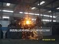 海山熔铝中频炉