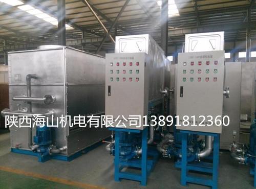 中频炉专用闭式冷却塔 1