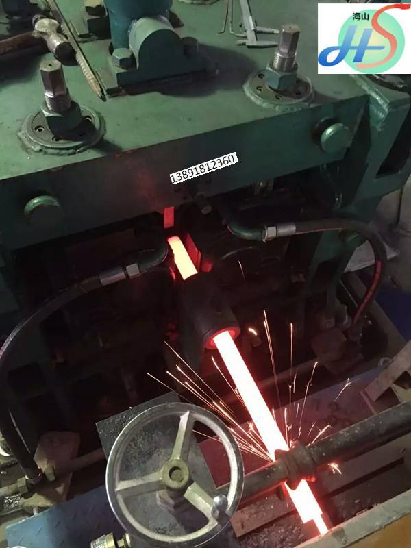 海山电炉温锻中频感应加热设备 4