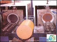 铝棒加热中频感应炉 1