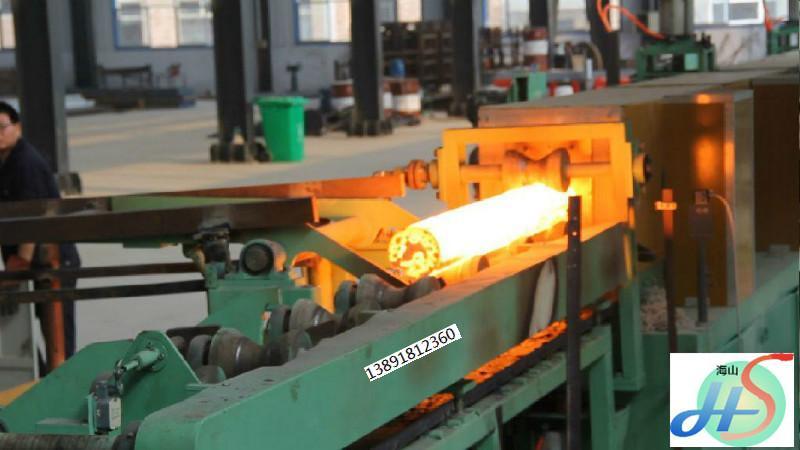 铝棒加热中频感应炉 2