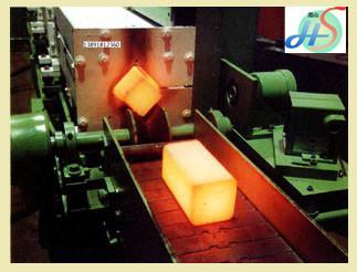 钢棒中频加热炉生产线 2