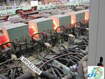 钢棒中频加热炉生产线 5