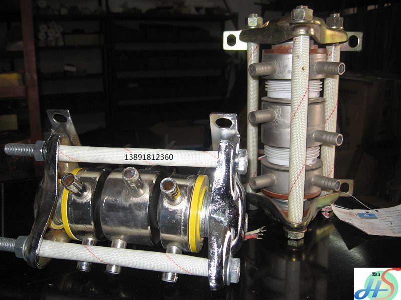 中频电炉配套的可控硅与散热器 1