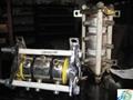 中频电炉配套的可控硅与散热器