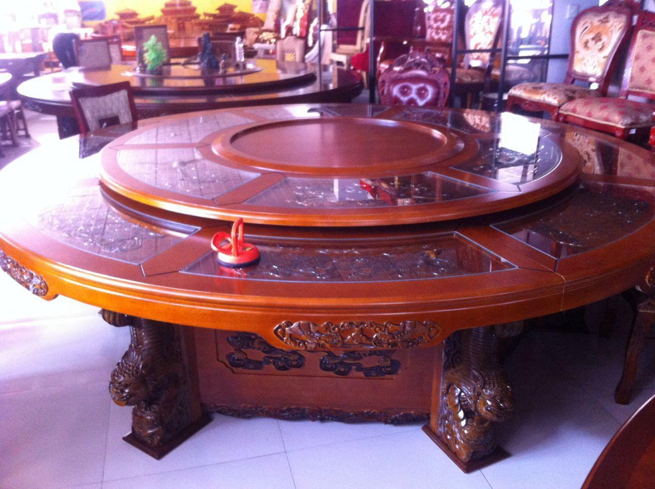 電動餐桌 2