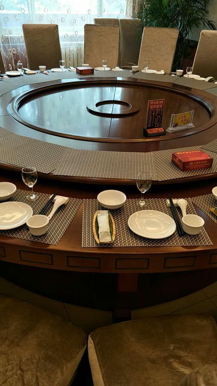 電動餐桌 3