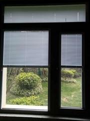 磁控中空玻璃百叶窗