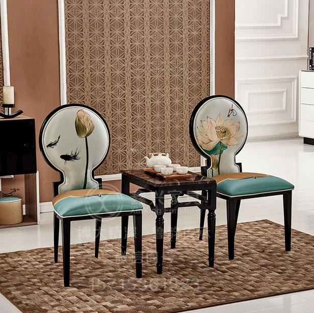 苏式椅子复古风格 1