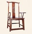 实木椅子太师椅高背椅单人圈椅官