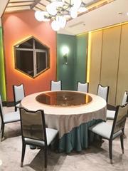 酒店桌布椅套布艺饭店宴会餐厅椅套