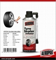 Hot sale 450ml Aerosol Puncture Tyre Repair Tyre Sealer&Inflator