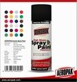 AEROPAK High Quality High Gloss Spray Paint ,MSDS Aerosol Paint