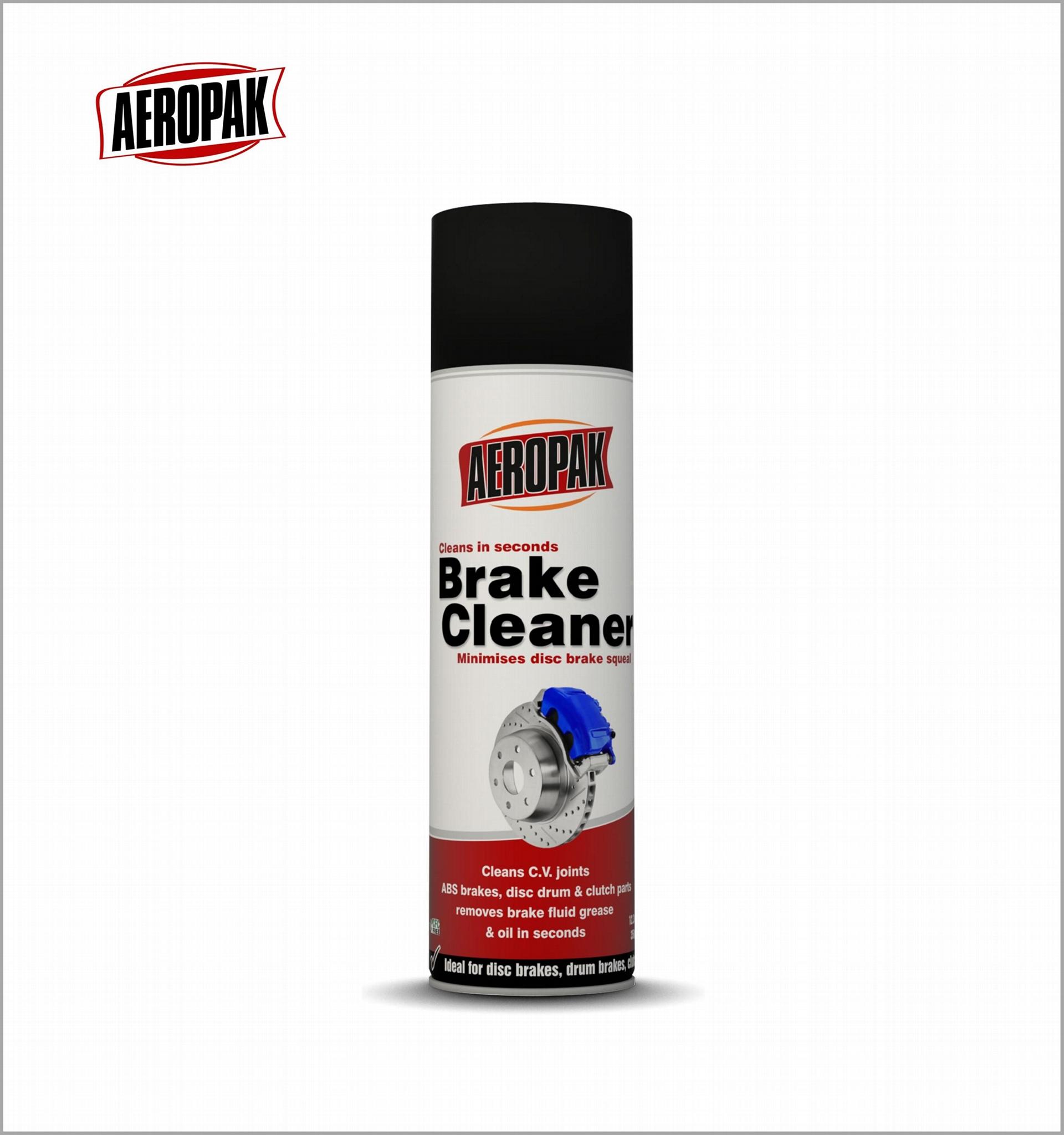 AEROPAK High Efficiency Aerosol Brake Cleaner 1