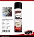 AEROPAK Temporary Spray Adhesive & Textile Spray Adhesive 1