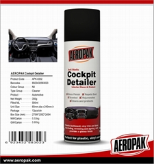Dashboard and Leather Wax (RoHS, Reach, SGS)