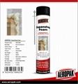 AEROPAK Waterproof Expanding Foam 1