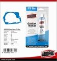 AEROPAK 85g Hi-Temp RTV Gasket Maker Silicone Sealant with Red/Black/Scarlet/Cop 1