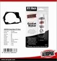 AEROPAK 85g Hi-Temp RTV Gasket Maker Silicone Sealant with Red/Black/Scarlet/Cop 2