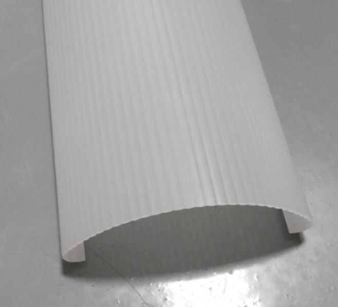 LED灯管塑料PMMA亚克力磨砂灯罩 2