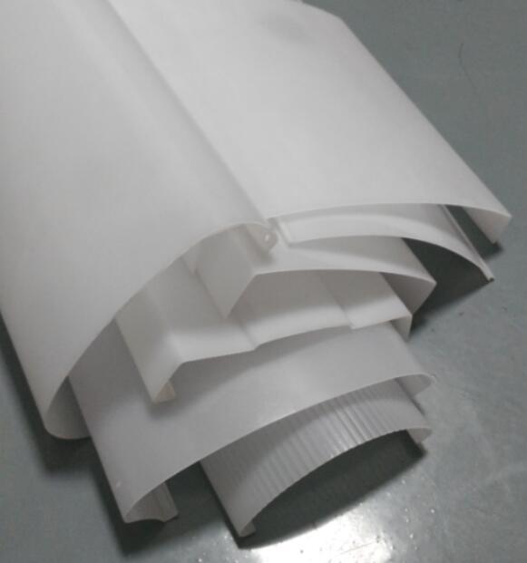 LED灯管塑料PMMA亚克力磨砂灯罩 3