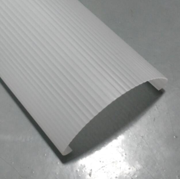 LED灯管塑料PMMA亚克力磨砂灯罩 1