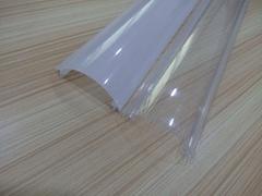 led塑料pc燈罩外殼燈具配件