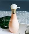 500ml Shinny Bulb Shape Plastic Shampoo