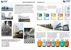 High Quality Refrigerant Gas R22