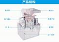 制药机械(CSJ-100型)中药材饮片颗粒粗碎机