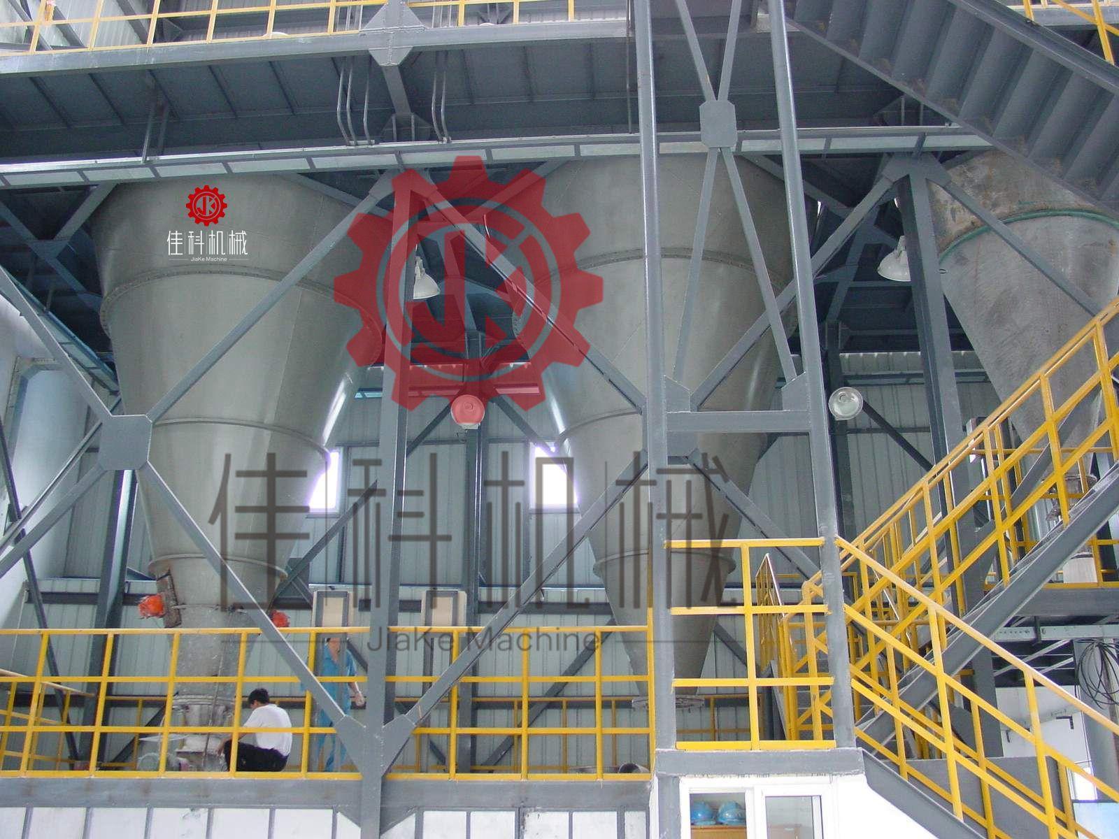 SHJ雙螺杆錐形混合機  2